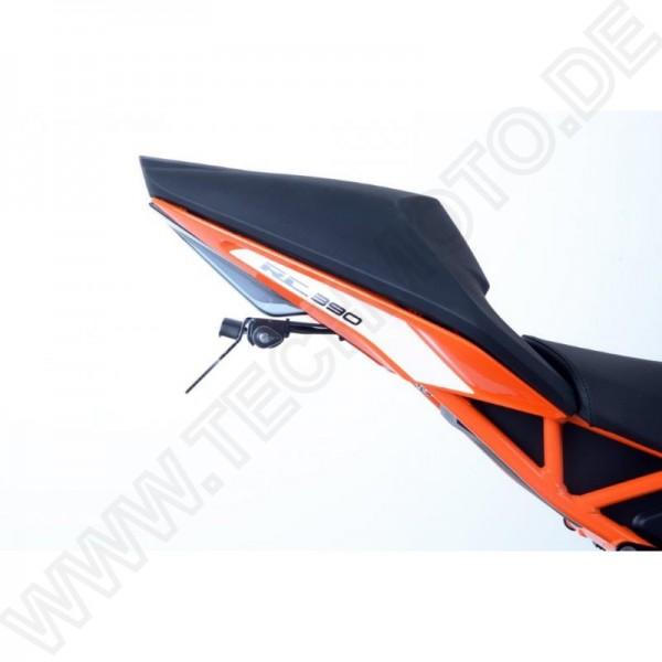 R&G Kennzeichenhalter kurz KTM RC 125 / 200 / 390 2014-