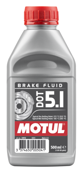 MOTUL DOT 5.1 Brake Fluid 0,5 L