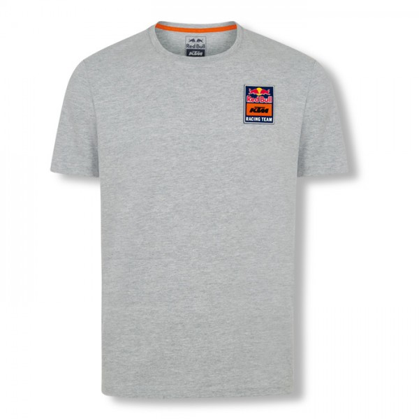 Red Bull KTM Patch Tee grey S