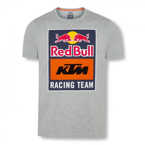 Red Bull KTM Emblem Tee grey S