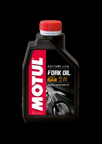 MOTUL FORK OIL FACTORY LINE 5W 1,00 L