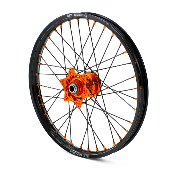 """Factory front wheel 1,6x21"""""""