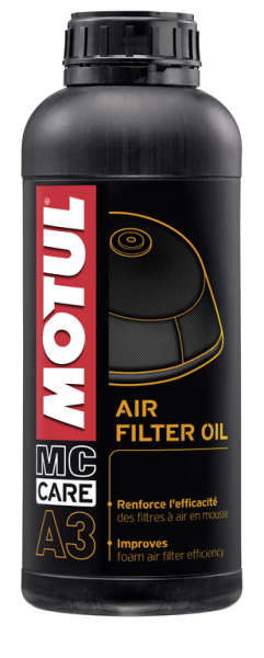 MC CARE ™ A3 AIR FILTER OIL - Luftfilteröl