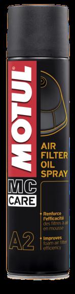 MC CARE ™ A2 AIR FILTER OIL SPRAY - Luftfilter-Sprühöl 400 ml